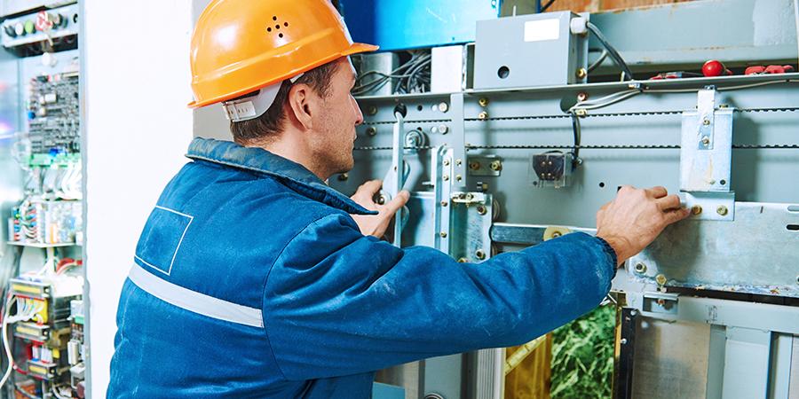 Reparatur Aufzugtechnik Marchetti