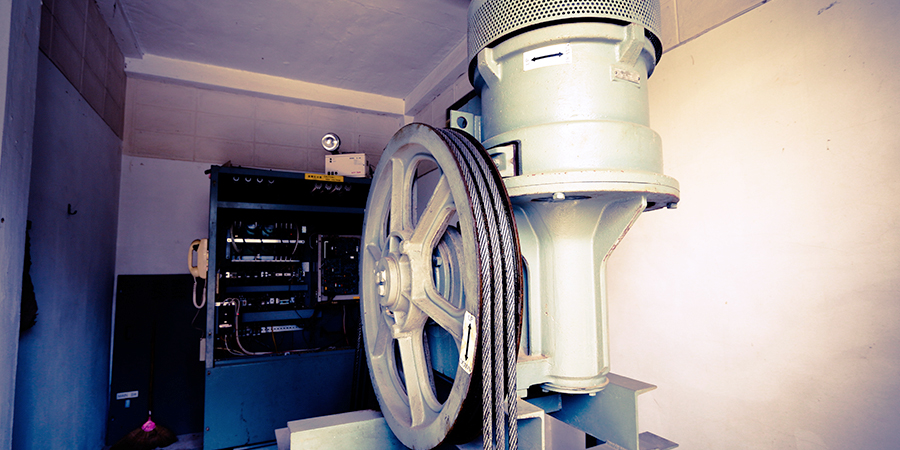 Modernisierung Umbau Aufzugtechnik Marchetti